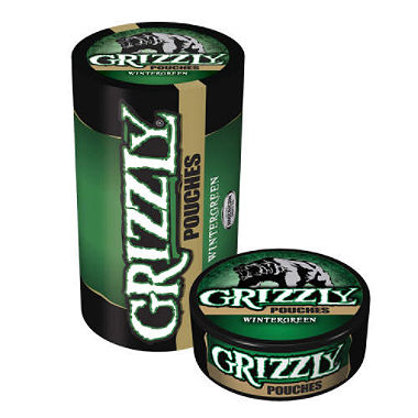 Free cans of Grizzly tobacco pads